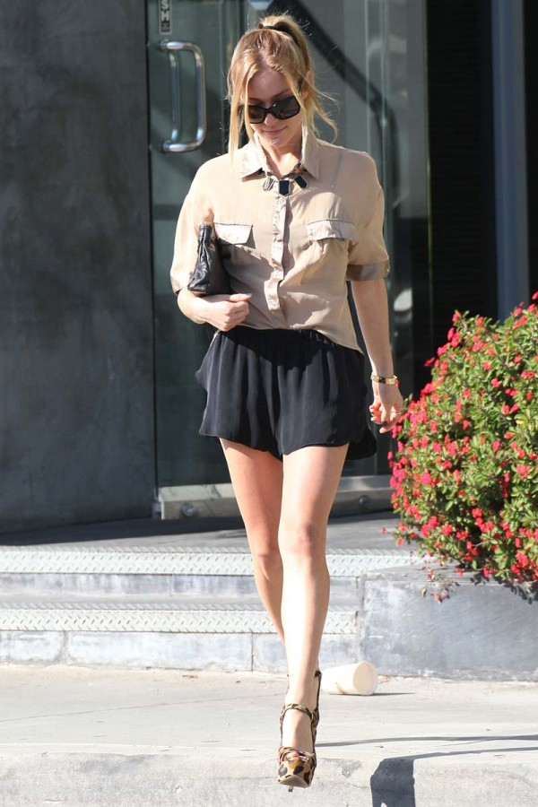 Kristin Cavallari killer legs