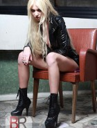 Taylor Momsen paris photoshoot