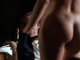Lisa barbuscia highlander sex scene