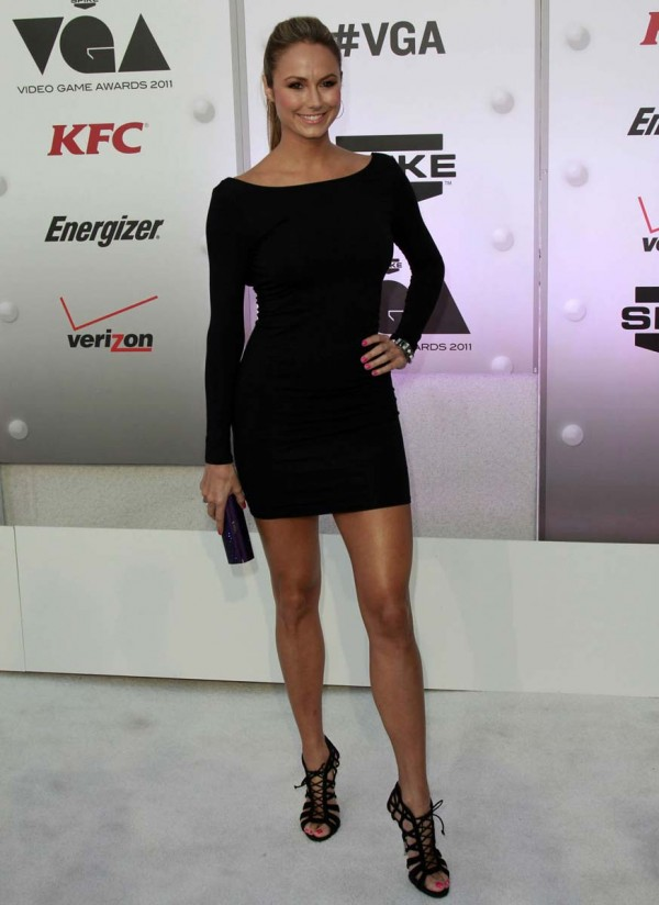 How Long Are Stacy Keibler Legs 53
