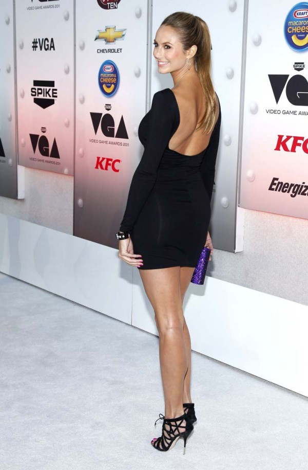 How Long Are Stacy Keibler Legs 83