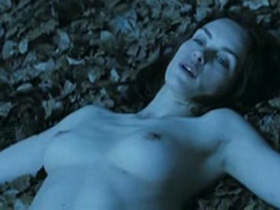 Nina Hoss nude showing us her great body, bare breasts, bare ass, and ...