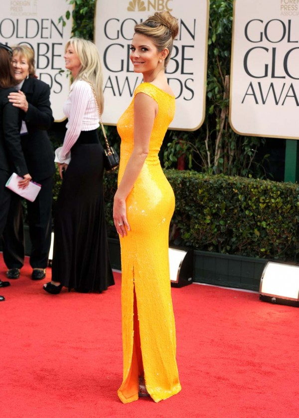 Maria Menounos 69th Annual Golden Globe Awards