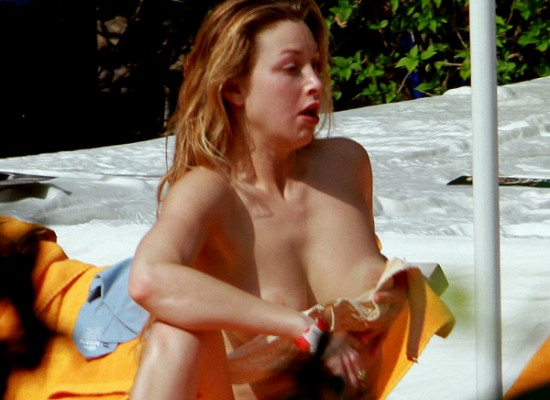 Tara reid boob hanging out you enjoy?