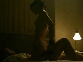 rooney mara nude as she making out with some guy and then having sex