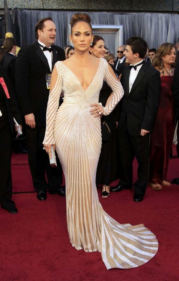 Jennifer Lopez 84th annual academy awards