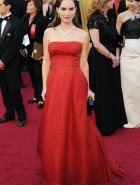 Natalie Portman 84th annual academy awards