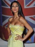 Nicole Scherzinger brit awards