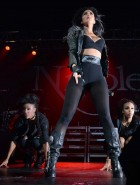 Nicole Scherzinger concert pics