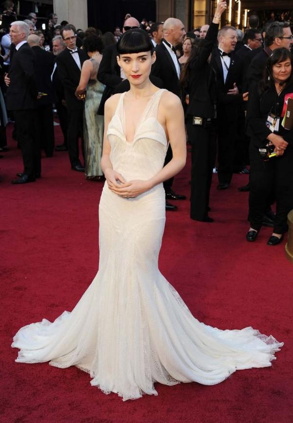 Rooney Mara 84th annual academy awards