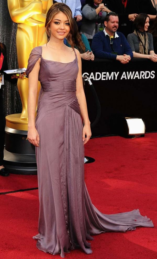 Sarah Hyland 84th annual academy awards