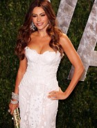 sofia vergara white dress