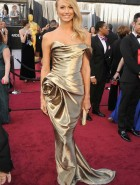 Stacy Keibler 84th annual academy awards