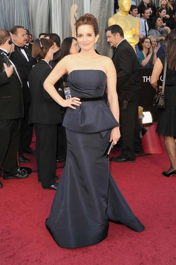 Tina Fey 84th annual academy awards