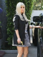Kim Kardashian like a blonde
