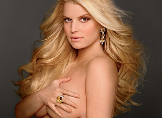 In case we didn't already know that Jessica Simpson was extremely pregnant, ...