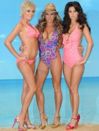 Katie Price swimwear