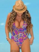 Katie Price swimwear