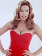 Kelly Brook sports relief