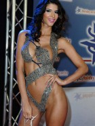 Micaela Schaefer hot outfit