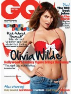 Olivia Wilde GQ UK