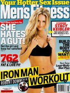 Stacy Keibler mens fitness