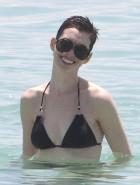 Anne Hathaway bikini