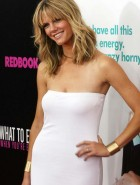 Brooklyn Decker white dress