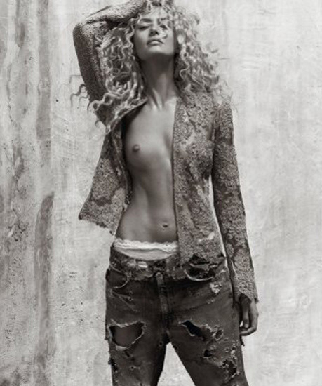 Candice Swanepoel naked