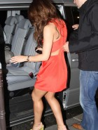 Cheryl Cole leggy