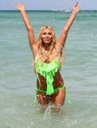 Aubrey O'Day bikini