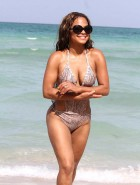 Christina Milian swimsuit