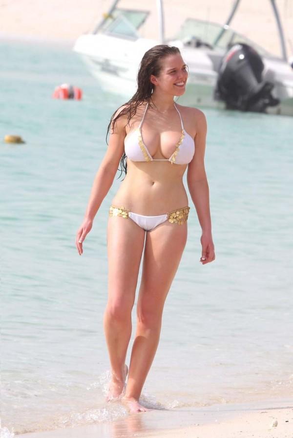 Helen Flanagan bikini