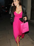 Imogen Thomas cleavage