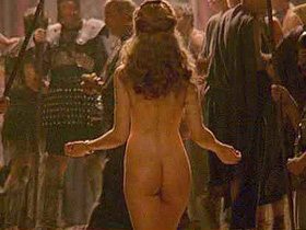 helen of troy nude