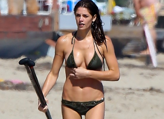 ashley greene nude working out features