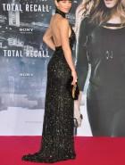 Jessica Biel sideboob