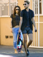 Mila Kunis jeans