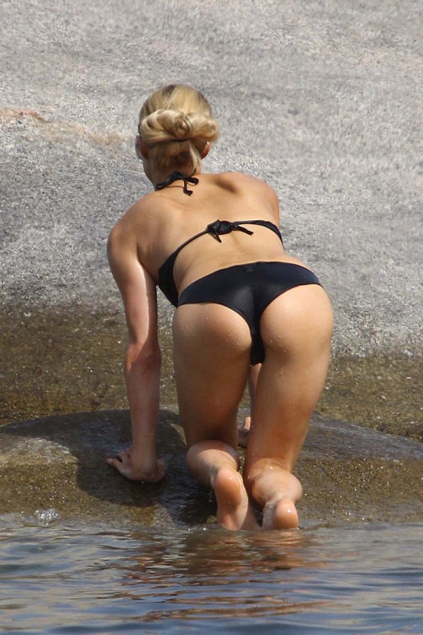 And paris hilton bikini ass titties are