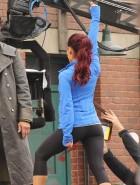 Ariana Grande booty
