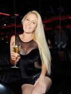 Heidi Montag crazy horse