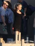 Natalie Portman blonde