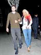 Christina Aguilera booty