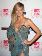Heidi Klum cleay mtv