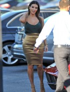 Kim Kardashian car shopping