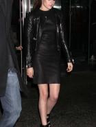 Kristen Stewart smokey eyes