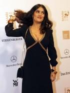 Salma Hayek cleavy