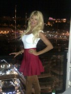 Victoria Silvstedt twitpics