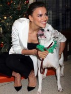 Irina Shayk puppies