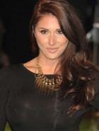 Lucy Pinder see through